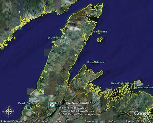 Vegetation of the Northern Peninsula